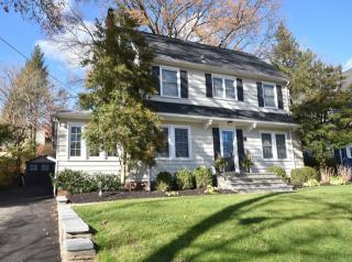17 Colonial Terrace, Maplewood NJ