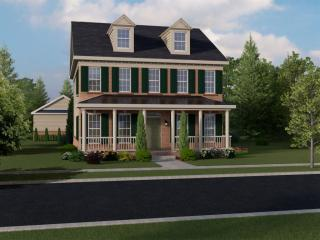 Meridian Crossing Single Family Homes by Ryland Homes