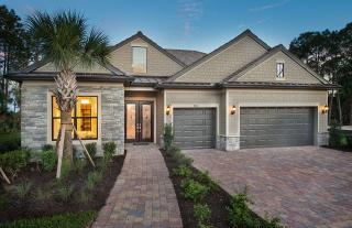 Greyhawk at Golf Club of the Everglades by Pulte Homes
