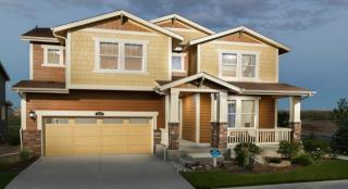 Sierra Ridge Monarch Collection by Lennar