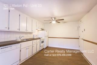 121 Littleton Rd #23, Ayer, MA 01432
