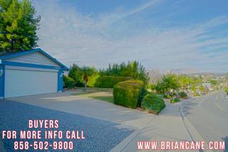 13666 Avenida Del Charro, El Cajon CA