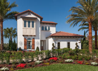 Royal Cypress Preserve by Toll Brothers