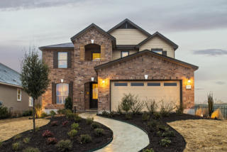 Siena in Round Rock by KB Home