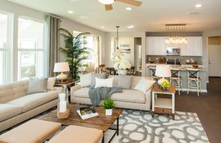 The Trails of Silver Glen - The Crossings by Pulte Homes
