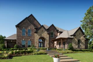 The Overlook at Colleyville by Toll Brothers