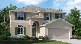 The Pointe at Summerfield Crossings by Lennar