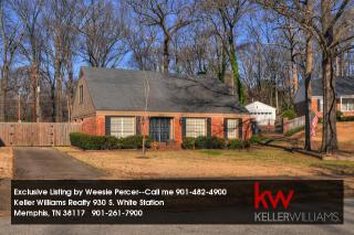 5478 Rolling Oaks Drive North, Memphis TN