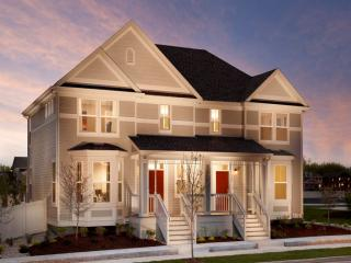 Pioneer Hills Paired Homes by Ryland Homes