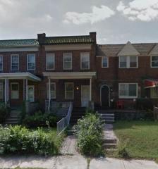 3233 Presstman St, Baltimore, MD 21216