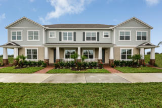 The Highlands at Summerlake Groves Townhomes by K Hovnanian Homes