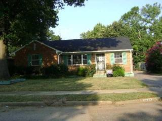 1839 Lanier Lane, Memphis TN