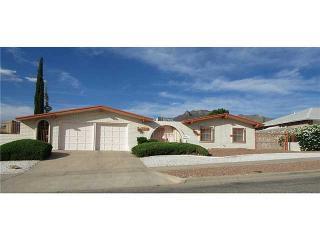 6417 Los Robles Dr, El Paso, TX 79912
