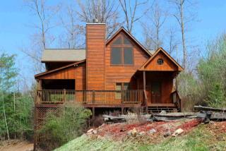 220 Mountain High Drive, Mineral Bluff GA