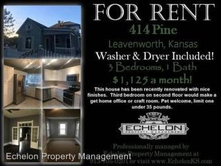 414 Pine St, Leavenworth, KS 66048