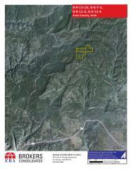 445 Acres Clear Creek Mtn, Mount Carmel UT