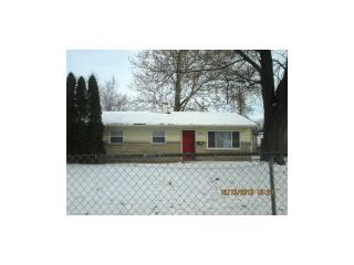 3155 Wallace Ave, Indianapolis, IN 46218