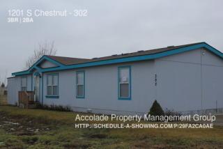 1201 S Chestnut St #302, Ellensburg, WA 98926