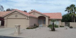 10706 East Coopers Hawk Drive, Sun Lakes AZ