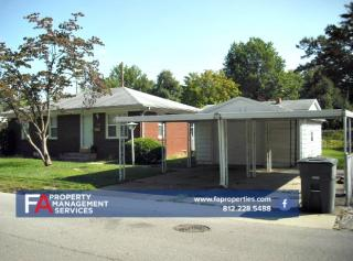 1310 S Fairlawn Ave, Evansville, IN 47714