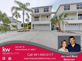 123 52nd Street #A, Holmes Beach FL