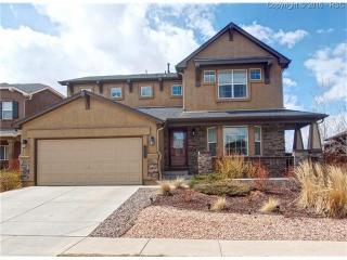 6352 Sundance Kid Drive, Colorado Springs CO
