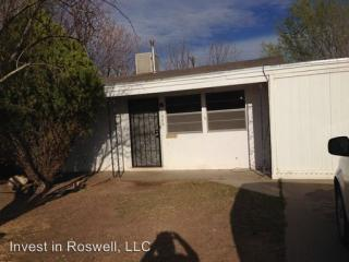 1609 S Richardson Ave, Roswell, NM 88203