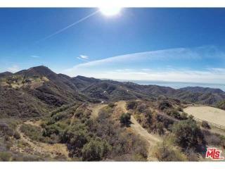 Castro Peak Mountainway, Malibu CA