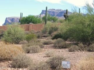 8810 East Canyon Vista Drive #33, Gold Canyon AZ