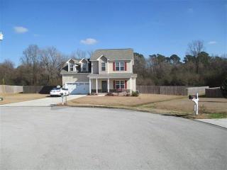 206 Crockett Ridge Road East, Richlands NC