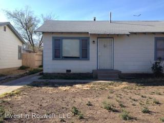 602 W McGaffey St, Roswell, NM 88203