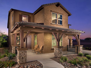 Mollina at Sedella by Meritage Homes