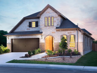 The Preserve at Castle Hills by Meritage Homes