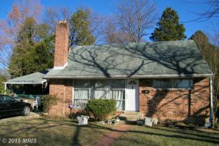 605 Broadwood Drive, Rockville MD