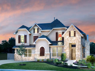 Trails of Shady Oak - Platinum by Meritage Homes