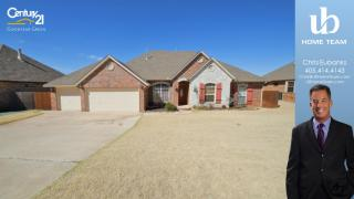 391 Canterbury Road, Midwest City OK