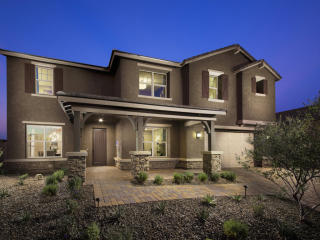 Chaparral Canyon at Vistancia by Meritage Homes