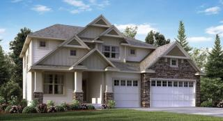 Sundance Woods Landmark Collection by Lennar