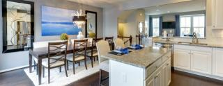 Washington Square Townhomes in OJR School District by Ryan Homes