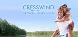 Cresswind at Victoria Gardens by Kolter Homes New Homes for Sale