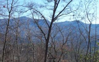 L100 Julie Mountain Trail, Hayesville NC
