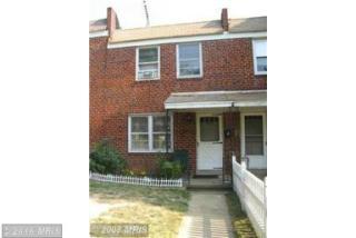 1426 Locust Street, Baltimore MD