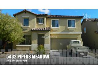 5432 Pipers Meadow Court, North Las Vegas NV