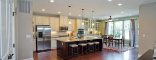 Camelot Square in Orchard Park School District by Ryan Homes