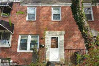 4539 Manorview Road, Baltimore MD