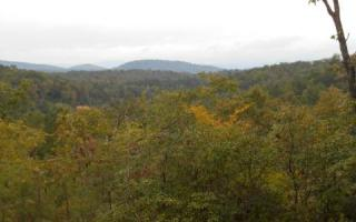 LOT 8 8 TRAIL OF BLUE Ridge, Morganton GA