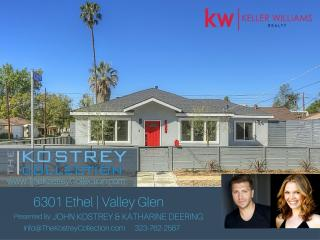 6301 Ethel Avenue Valley Glen Ca 91401, Van Nuys CA