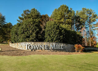 Towne Mill by Fischer Homes