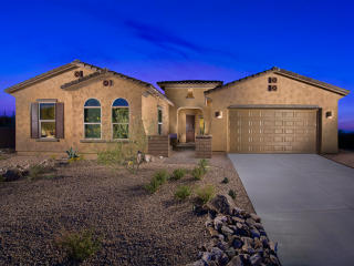 Los Saguaros at Dove Mountain by Meritage Homes