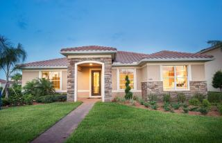 Hampton Village-Ave Maria by Pulte Homes